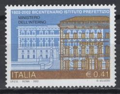 Italie. An 2002. TP Y&T N° 2588 **, MNH, Neuf(s). Cote Y &T 2012 :  1,40 € - 6. 1946-.. Republic