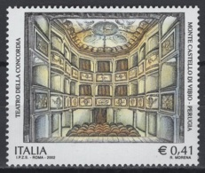 Italie. An 2002. TP Y&T N° 2602 **, MNH, Neuf(s). Cote Y &T 2012 :  1,50 € - 6. 1946-.. Republic