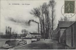 VIERZON - Les Forges - Vierzon