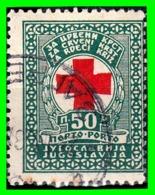 CROACIA SELLOS AÑO 1933 EMBLEM - 1931-1941 Reino De Yugoslavia