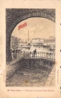 """France Paris  VIeux Paris  L""""Ecluse Du Canal Saint-Martin     Maggi   Barry 148 - Francia"""