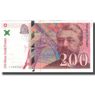 France, 200 Francs, Eiffel, 1997, TTB+, Fayette:75.4b, KM:159b - 1992-2000 Ultima Gama