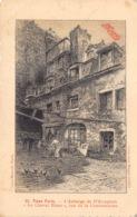 """France Paris  Vieux Paris  L'Auberge De D'Artagnan """" Au Cheval Blanc"""" Rue De La Contrescarpe     Maggi   Barry 152 - Enseignement, Ecoles Et Universités"""