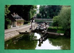 39 Jura Ecluse 67 Sur Le Canal Charles Quint Le 8 Mai 2000 - Dole