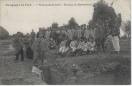 CAMPAGNE DE 1914 - 7eme Compagnie De Genie - War 1914-18