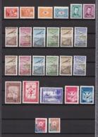 Jugoslawien - 1946/47 - Sammlung - Ungebr. - Nuovi