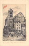 France Paris  Vieux Paris L'Eglise St-Nicolas Du Chardonnet      Maggi   Barry 160 - Eglises