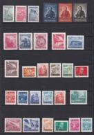 Jugoslawien - 1948/50 - Sammlung - Ungebr./Postfrisch - Nuovi