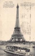 France Paris  La Tour Eiffel  Eiffel Tower  Bateau       Maggi   Barry 168 - Eiffelturm