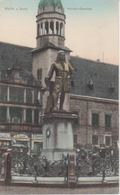 Halle A.S. Händel-Denkmal Ngl #91.460 - Allemagne