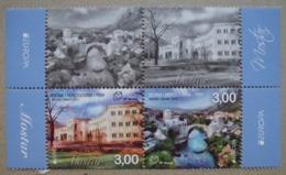 Bosnien  Zierfeld    Kro.Post  Europa  Cept    Besuchen Sie Europa  2012  ** - Europa-CEPT