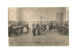 MOORSEELE - Kostschool Der H. Familie - Speelplaats Der Knechtjes. - Wevelgem