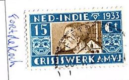 FORT DE KOCK (31814-51) - Nederlands-Indië