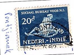 PONTJIANAK (31814-52) - Nederlands-Indië