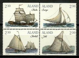 Aland 1995 / Ships MNH Barcos Schiffe Bateaux / Cu13804  38-40 - Barcos