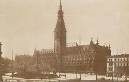 Hamburg Rathaus Gl1906 #115.787 - Deutschland