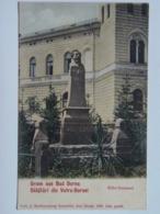 Romania 574 Bad Dorna Vatra Dornei 1905 Ed Rosenfeld Monum Ziffer - Romania
