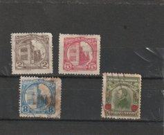 SC. 488, 535-537 Used, Yvert 442, 488-490     074 - El Salvador