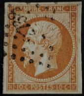 EMPIRE N°13A  O.( Belles Marges ) TB  2738 ROUEN - 1853-1860 Napoléon III