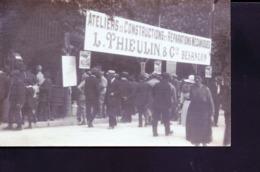 Besançon,stand Thieulin Et Cie Reparations Mecaniques - Besancon