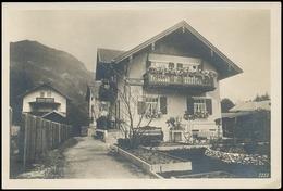 Garmisch Haus Franz Lechner Dienstmann 1 Ngl #137.371 - Zonder Classificatie