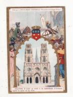 CHOCOLAT D'AIGUEBELLE   Jeanne D'Arc Se Rend à La Cathédrale D'Orléans Après La Prise De La Ville - Aiguebelle