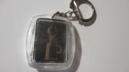 Porte Clé Publicitaire Lampe Pigeon Varta Pertrix - Key-rings