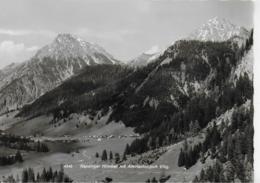 AK 0362  Nenzing - Nenzinger Himmel Gegen Amotschonjoch / Verlag Rhomberg Um 1960 - Nenzing
