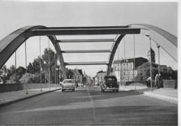 """AK 0362  Fürstenwalde ( Spree ) - Brücke Der """" Thälmann-Pioniere """" / Ostalgie , DDR Um 1964 - Fuerstenwalde"""