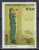 Italie. An 2002. TP Y&T N° 2611 **, MNH, Neuf(s). Cote Y &T 2012 :  1,25 € - 6. 1946-.. Republic
