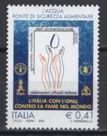 Italie. An 2002. TP Y&T N° 2610 **, MNH, Neuf(s). Cote Y &T 2012 :  1,40 € - 6. 1946-.. Republic