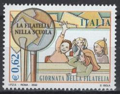 Italie. An 2002. TP Y&T N° 2619 **, MNH, Neuf(s). Cote Y &T 2012 :  2 € - 6. 1946-.. Republic