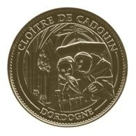 Monnaie De Paris , 2015 , Le Buisson De Cadouin , Cloître , Sculpture De Console - Monnaie De Paris