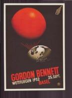 BASEL GORDON BENNETT - Mongolfiere