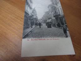 Blankenberge, Rue Des Pecheurs - Blankenberge