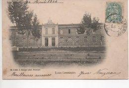 CPA B99  SAINT-AMBROIS écoles Communales - Saint-Ambroix
