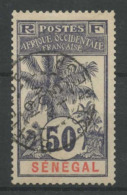 Sénégal (1906) N 42 (o) - Senegal (1887-1944)