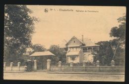 CONGO BELGE - ELISABETHVILLE   HABITATION DE FONCTIONNAIRE - Congo Belge - Autres