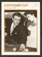 PORTRAIT DE STAR 1951 ÉTATS UNIS USA - ACTEUR MONTGOMERY CLIFT - UNITED STATES USA ACTOR CINEMA FILM PHOTO - Fotos