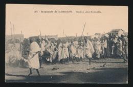 DANSE DES SOMALIS - Somalië