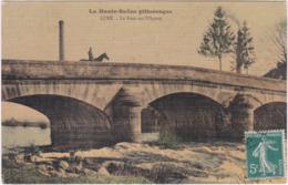 70. LURE. Le Pont Sur L'Ognon - Lure