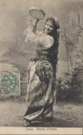 Manuscrit Corps D'occupation Français En Crète CAD La Canée Crète 15 Sep 05 Pothion Type A Bureau Français à L'étranger - Crète (1902-1903)