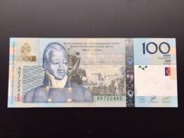 HAITI P275 100 GOURDES 2004 UNC - Haïti