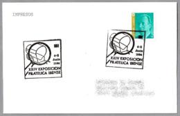 XXIV Exposicion Filatelica - CARRO - CART. Ibi, Alicante, 1994 - Diligencias