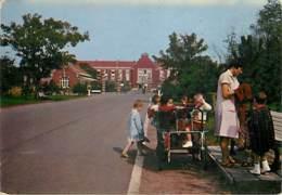 ZUYDCOOTE - L'entrée De L'hôpital Militaire - N3734 (nourrice) - France