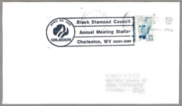 BLACK DIAMOND COUNCIL ANNUAL MEETING GIRL SCOUTS. Charleston WV 1987 - Pfadfinder-Bewegung