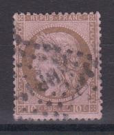 CP 156 / CERES  N° 54  OBL COTE 15€ - 1871-1875 Cérès