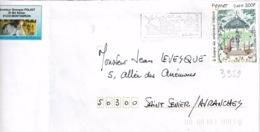 TP 3359 Seul Sur Enveloppe De Yerres - Storia Postale