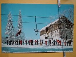 KOV 303-12 -  SARAJEVO, BOSNIA AND HERZEGOVINA, HOTEL SATOR, JAHORINA, SKI SPORT, SKI CENTRE - Bosnia Erzegovina