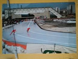 KOV 303-12 -  SARAJEVO, BOSNIA AND HERZEGOVINA, ZETRA, PATINAGE, SLIDING, WINTER OLYMPIC GAMES - Bosnia Erzegovina